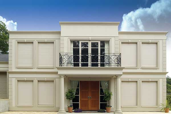 Roller Shutters for Security and protection from the elements and weather