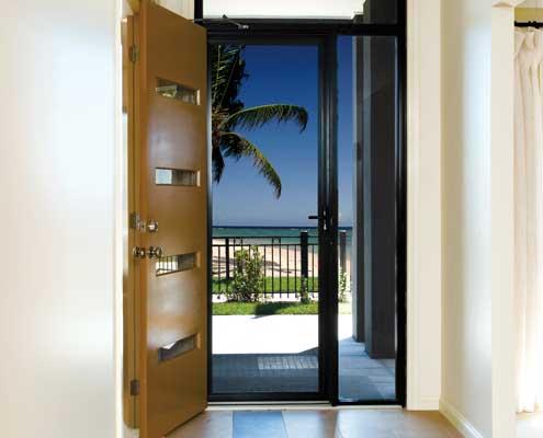 Amplimesh Security Door