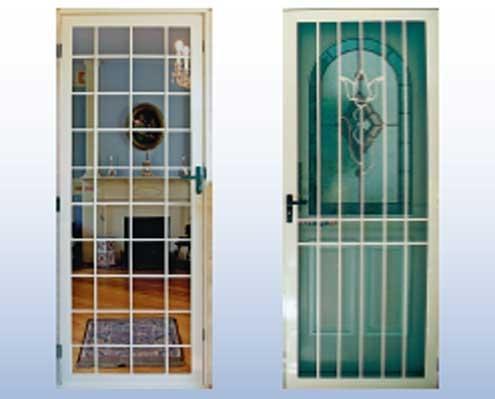 motif design security doors