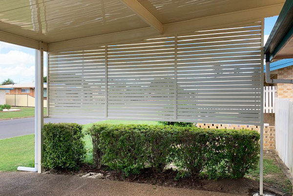 Privacy screens can be used in a multitude of applications